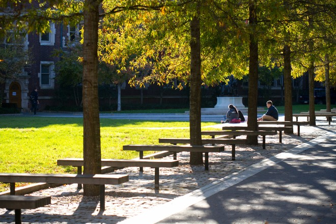 Quadrangle, University of Pennsylvania