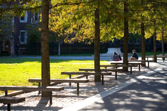 Quadrangle, University of Pennsylvania