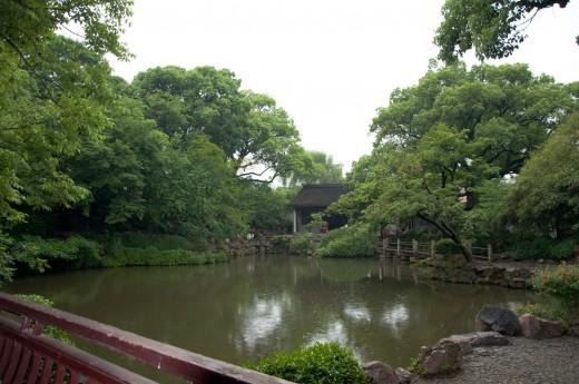 Scene from preserved building