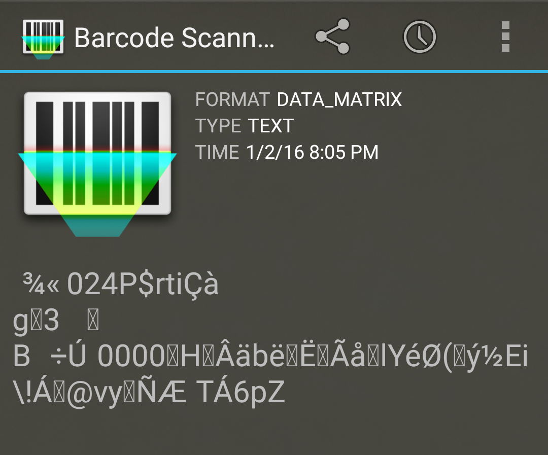 What's in that USPS postage barcode? « Frederick's Timelog